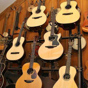 guitar rack