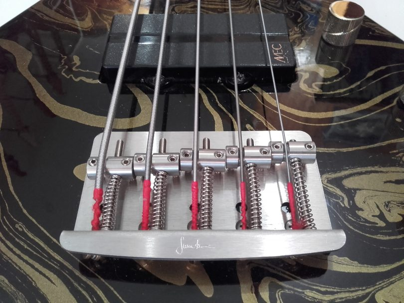 ToneBooster 5 string Bridge