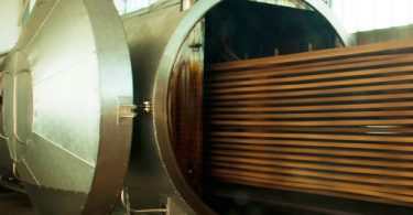 Thermal modified wood