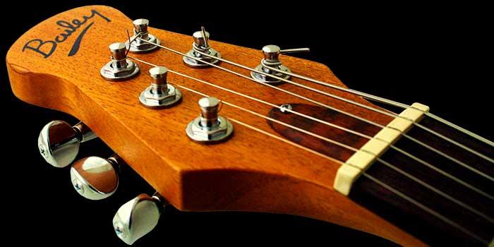 Bandsman Headstock