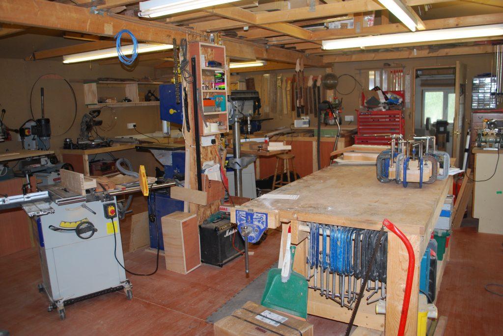 Rob Williams Workshop