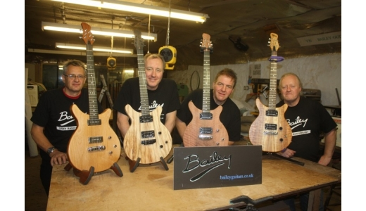 Bailey Guitar Course