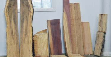 English Wood for Guitar Making
