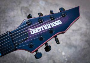 Daemoness Headstock 7 string