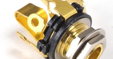 Gold Stereo Jack 2