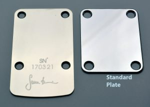 Neck Plate Size Comparison