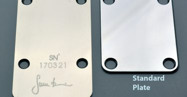 Neck Plate Size Comparison