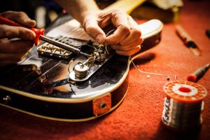 Guitar Electrics Repair