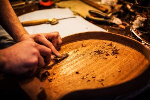 Re-building an instrument