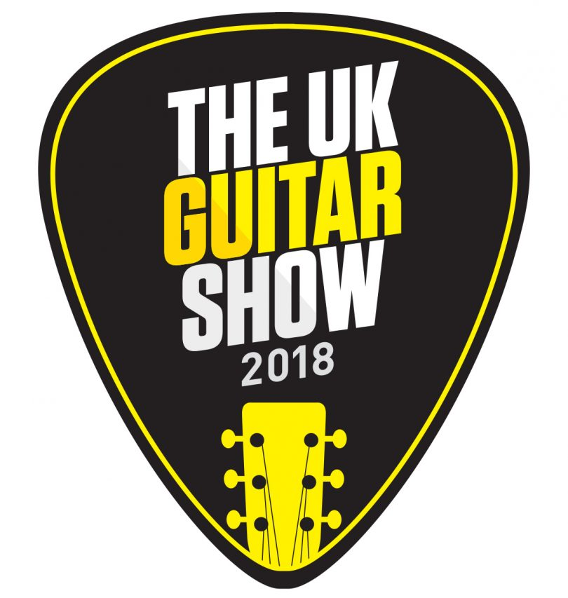 UK Guitar Show Logo