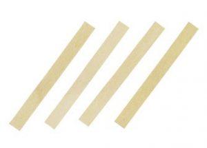 Maple veneer inserts