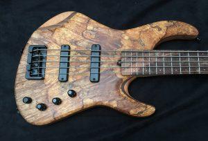 AC Guitars Bass