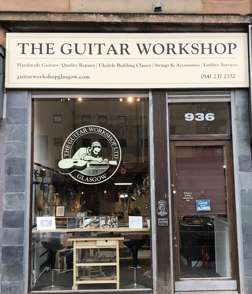 Guitar Workshop Front